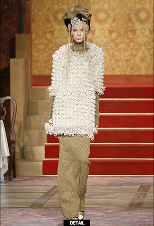 Chanel, collection Paris Moscou