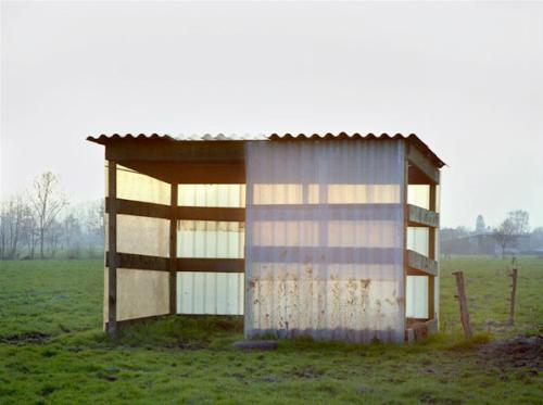 Filip Dujardin, extrait de la série Sheds
