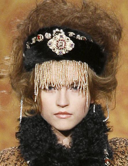 Chanel, collection Paris Moscou