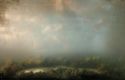 Kim Keever, Nightfall 2005