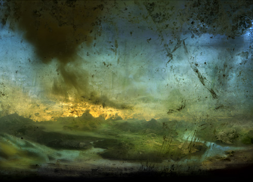 Kim Keever, River Keeper, 2003