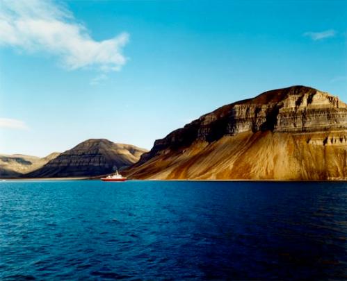 Svalbard, Arctic Circle