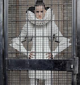 Gareth Pugh pour T Magazine, photo JB Mondino