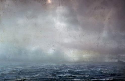 Kim Keever, Ocean 28, 2006