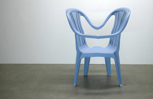 Kai Linke, Mirror Chair 1