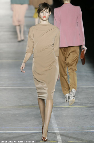 Dries Van Noten, PAP AW09/10