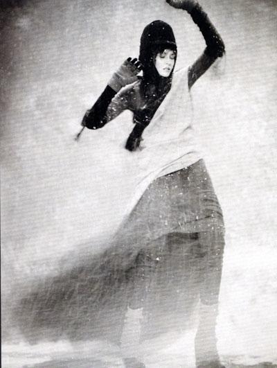 Vogue Italia, novembre 2006, Solange Wilvert