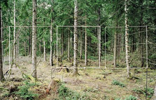 Chris Engman, Three Squares, 2006