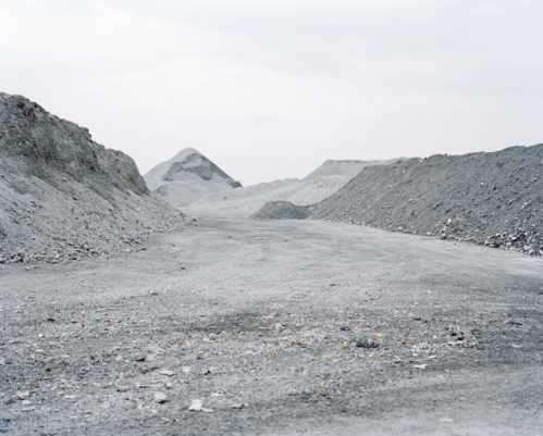 Spencer Murphy, Ash mountains, 2006