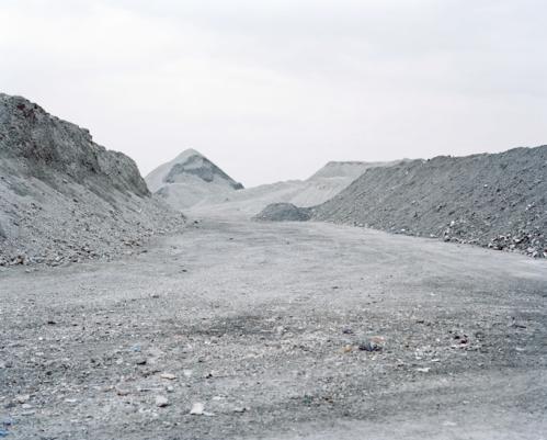 Spencer Murphy, Ash mountains, 2006