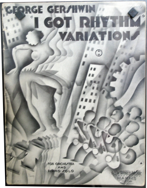 Georges Gerschwin, I got rythm, 1930