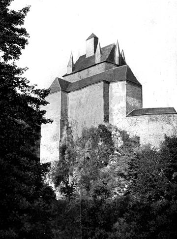 Beni Bischof, Bricked Castles, 2008