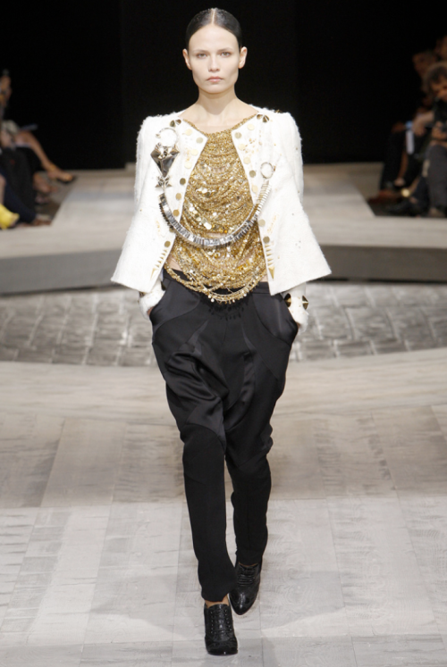 Givenchy Haute Couture, Hiver 2010