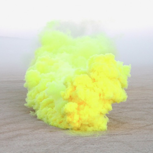 Pascual Sisto, Untitled (yellow), 2006