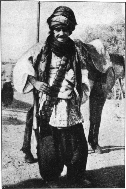 The Secret Museum of Mankind, Asia, Persian Kurd brigand