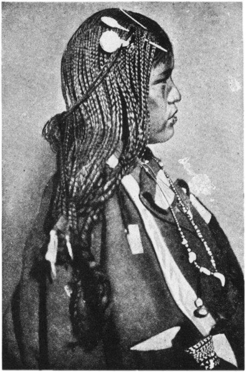 The Secret Museum of Mankind, America, Quichua tribewoman
