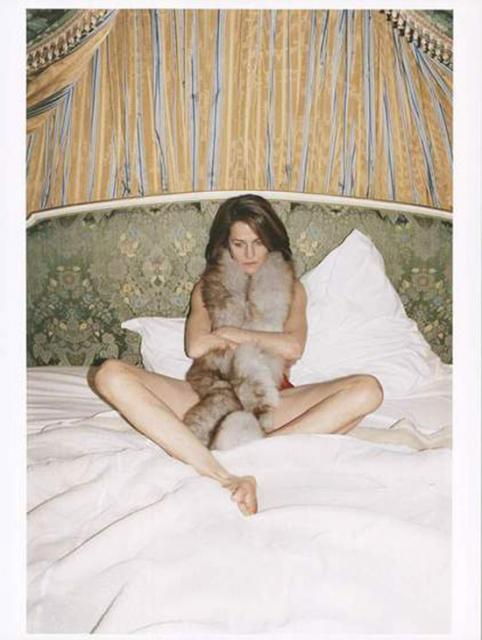 Juergen Teller, Charlotte Rampling, 2004