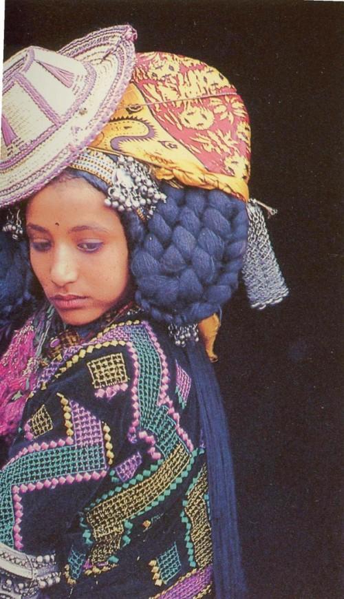Girl from Yemen
