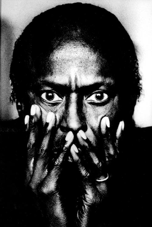Anton Corbijn, Miles Davis