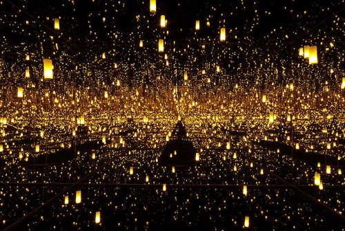 Yayoi Kusama, Aftermath of Obliteration of Eternity, 2009