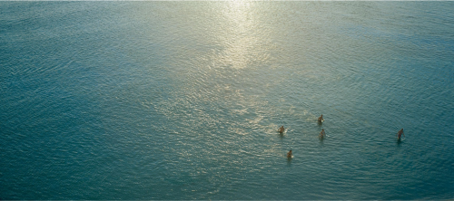 Richard Misrach, On the beach, 2007