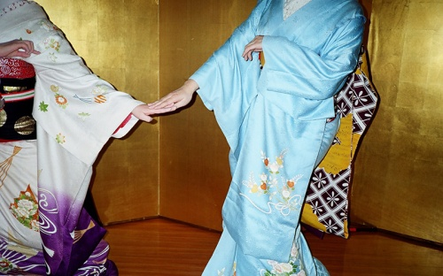 Ami Sioux, Touch, Kyoto, 2007.